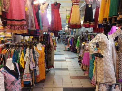 Clothing Shop in Little India, Singapore