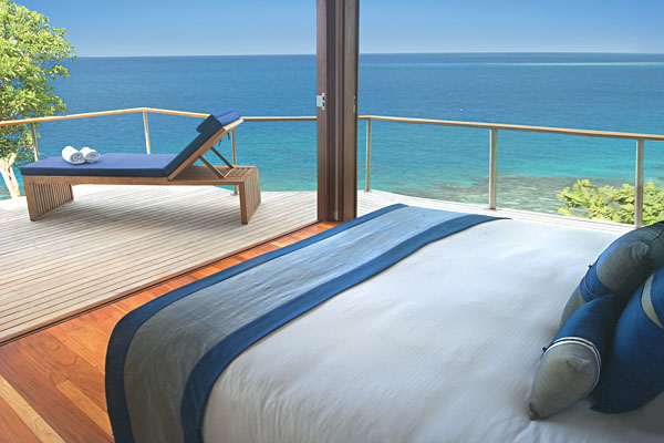 Royal Davui room deck