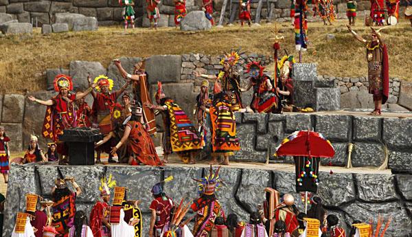 Inti Raymi 2 Cusco, Peru