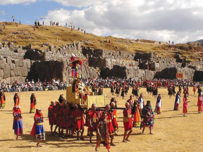 Inti Raymi Festival, Peru
