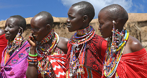 Samburu People, Kenya Africa