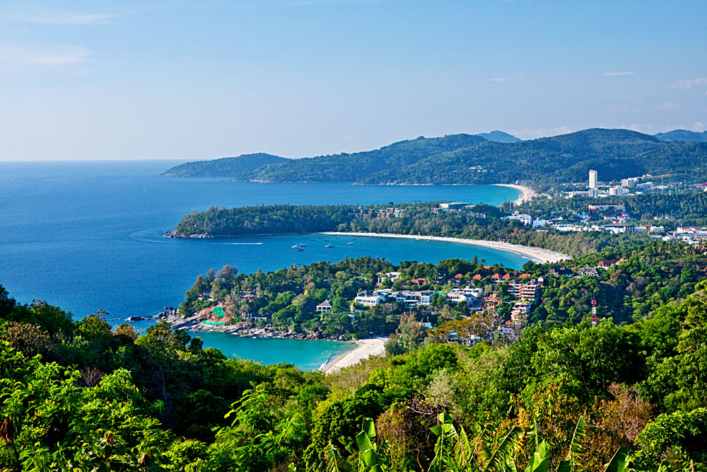 Kata and Karon Beach in Phuket