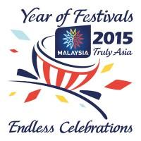 Malaysia Logo Year of Festivals 2015