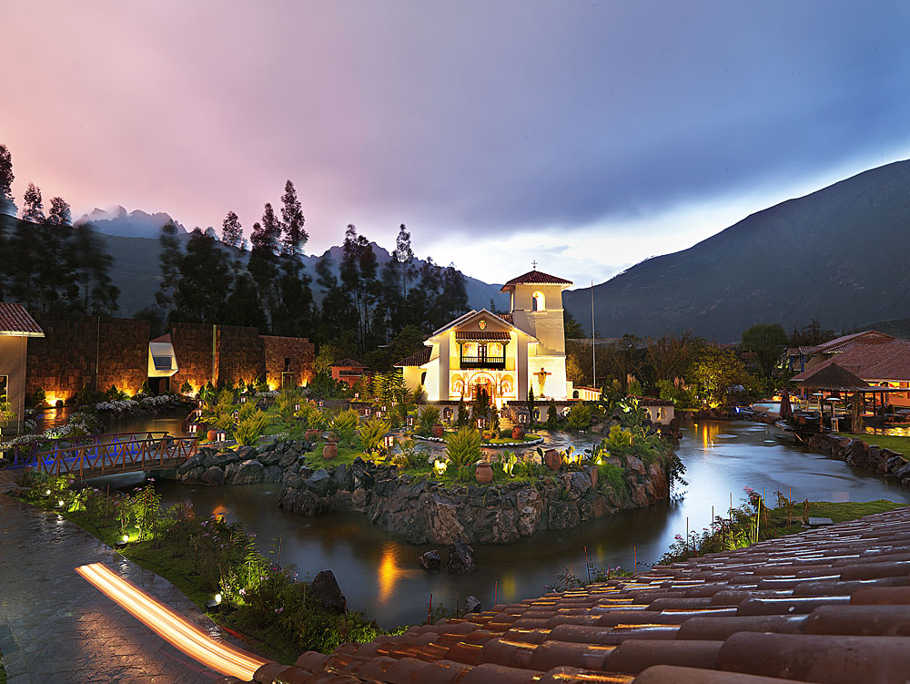Aranwa Sacred Valley Hotel, Peru