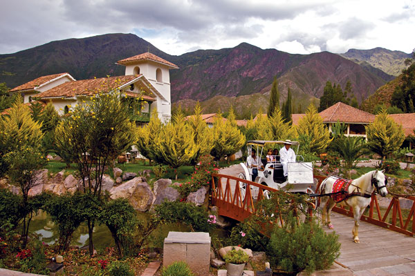 Aranwa Sacred Valley Hotel and Wellness Hotel