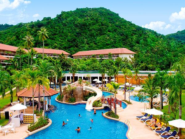 Centara Resort, Phuket