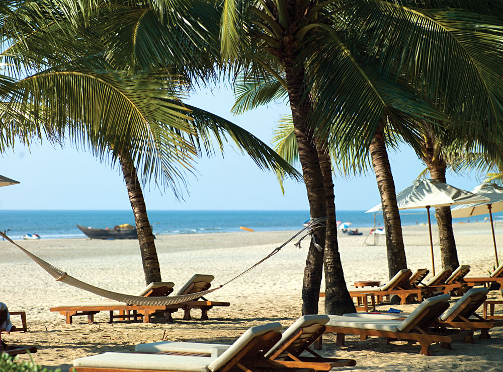 Goa's beautiful beaches