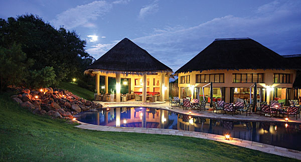 Pool at Ivory Tree Game Lodge