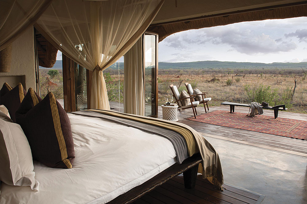 Suite at Madikwe Hills Private Game Lodge