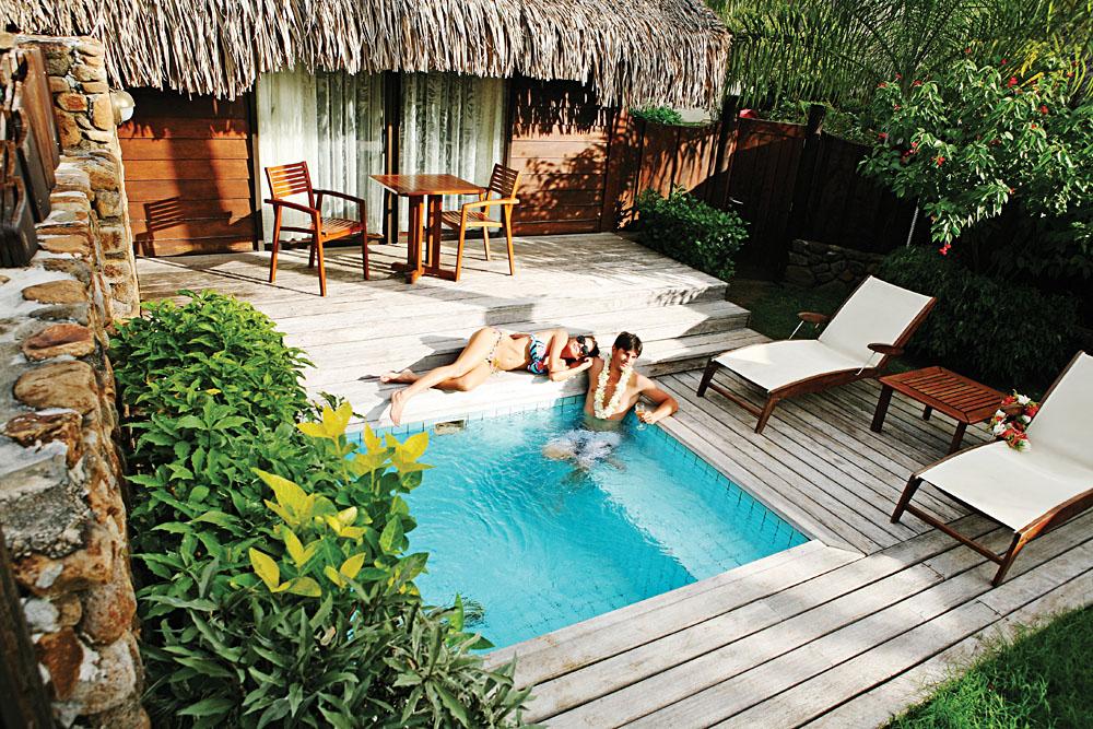 Moorea Exterior Garden Bungalow, Tahiti