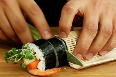 Sushi Workshop, Japan