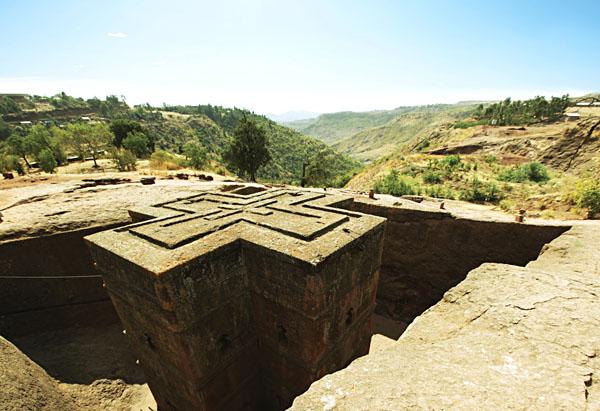 Church of St George_Lalibela, Ethiopia