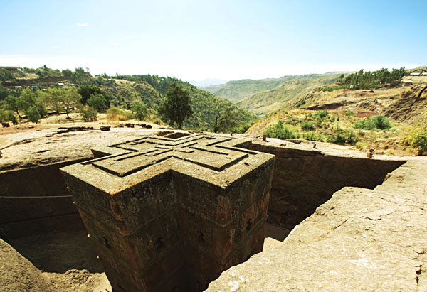 Church of St George_Lalibela, Ethiopia