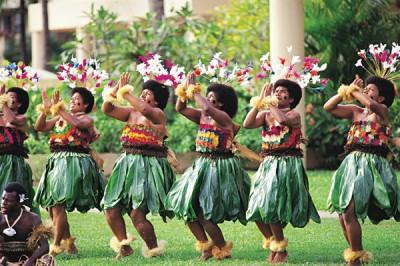 Fijian Lady Dancers2, Fiji