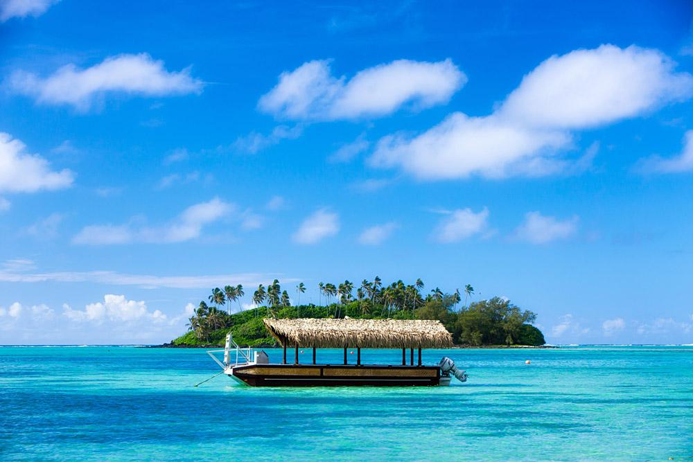 Lagoon Cruise in Rarotonga