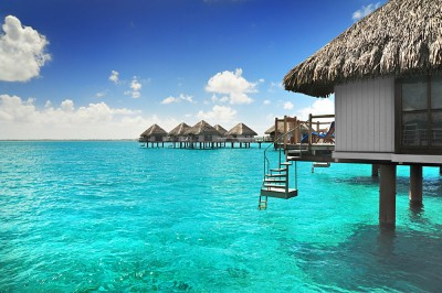 Le Meridien Resort Bora Bora Overwater Bungalow