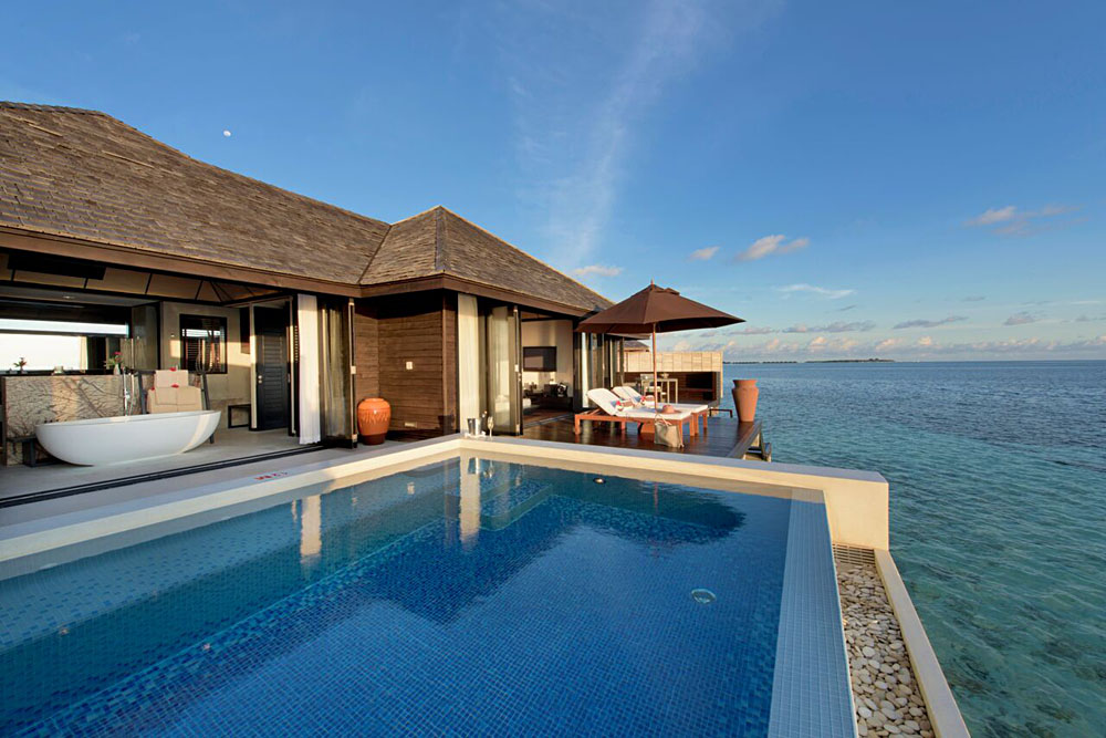 Lily Beach Resort & Spa - Sunset Water Suite, Maldives