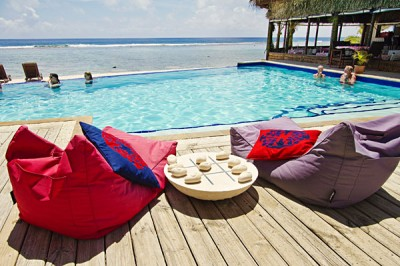 Relax Poolside, Cook Islands