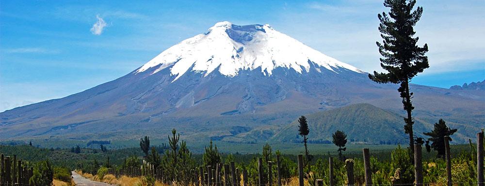 Cotopaxi, Avenue of the Volcanoes, Ecuador