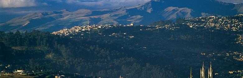 Quito Panorama, Ecuador