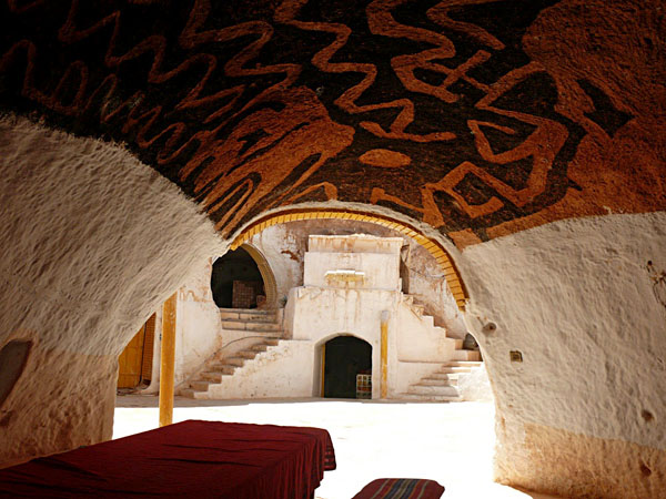 Sidi Driss Hotel Luke Skywalkers Home, Matmata, Tunisia