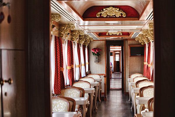 Tren Crucero interior, Ecuador