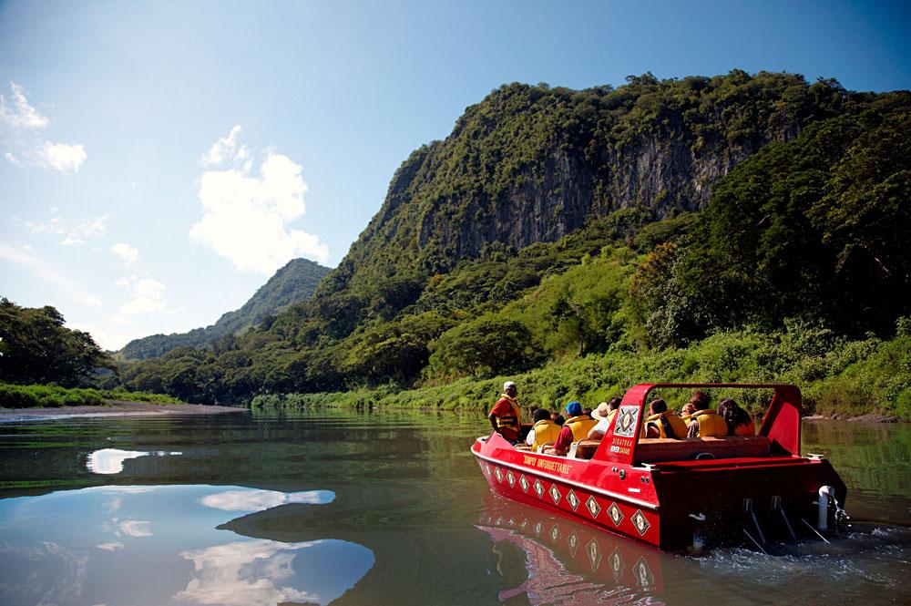 Sigatoka River Safari Jet Boat, Fiji