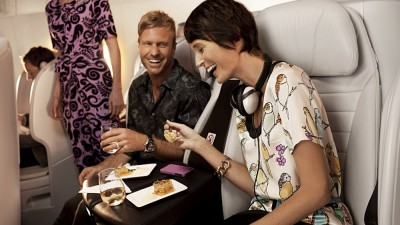 ANZ Premium Economy Couple Dining