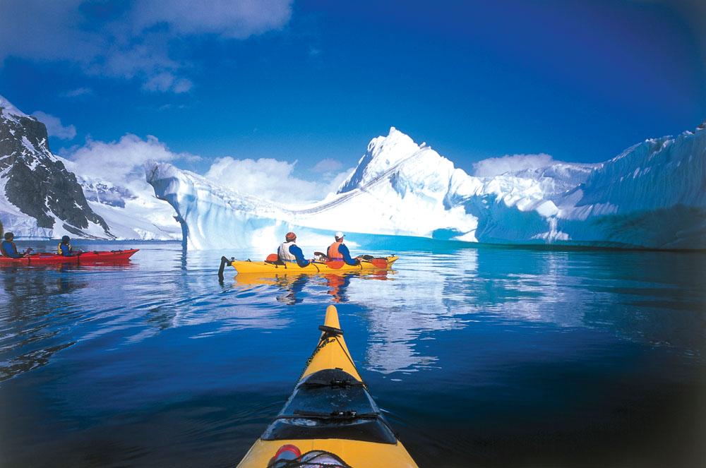 Antarctica Kayaks