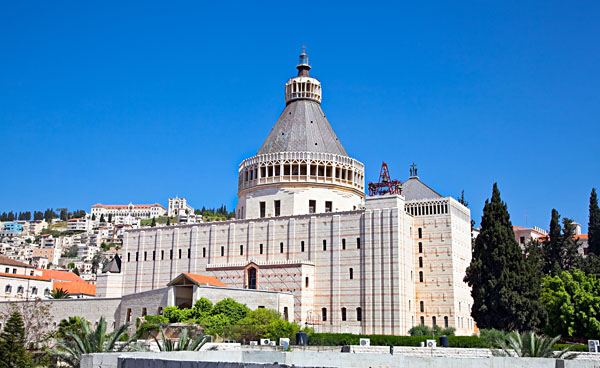 Basilica of the Annunciation, Nazareth