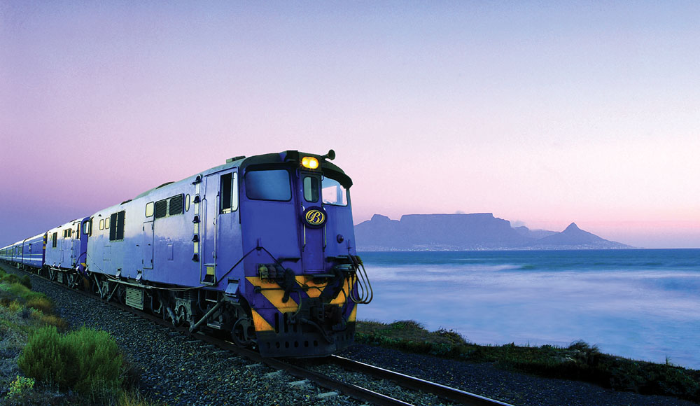 Blue Train, South Africa