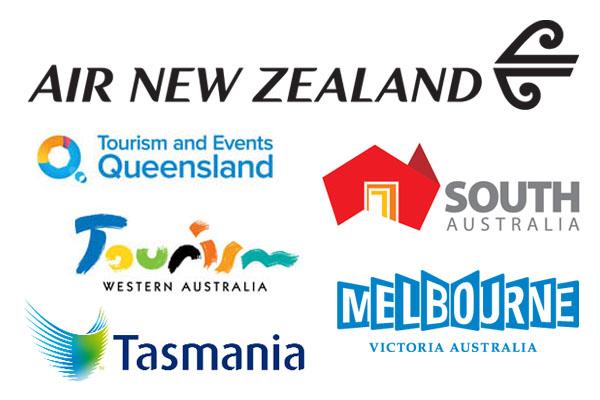 Escape to Australia Tourism Logos Group