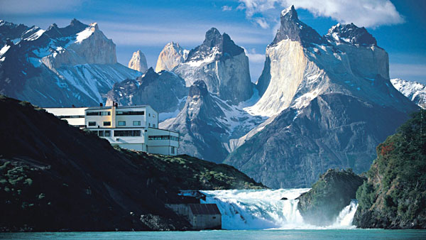 explora Lodge, Patagonia, Chile
