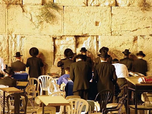 Jerusalem Western Wall, Israel