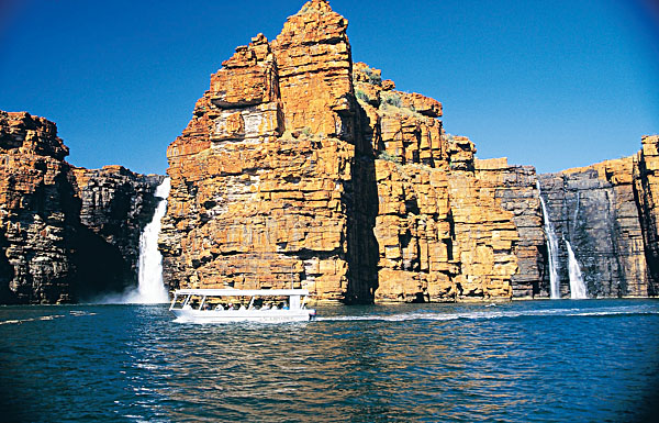 Kimberley region in Australia's Northern Territory