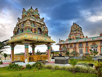 Mauritius Hindu Temple