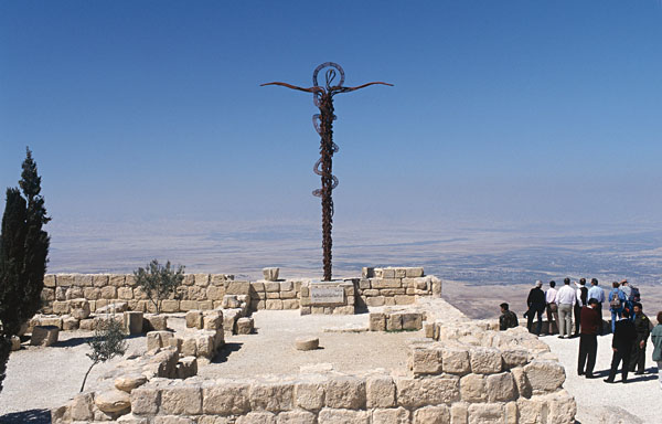 Mount Nebo lookout