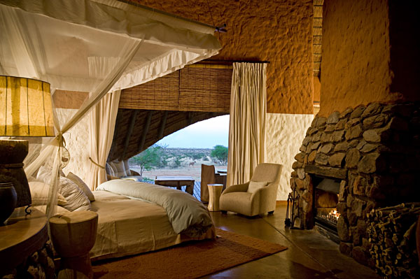 Motse Lodge suite