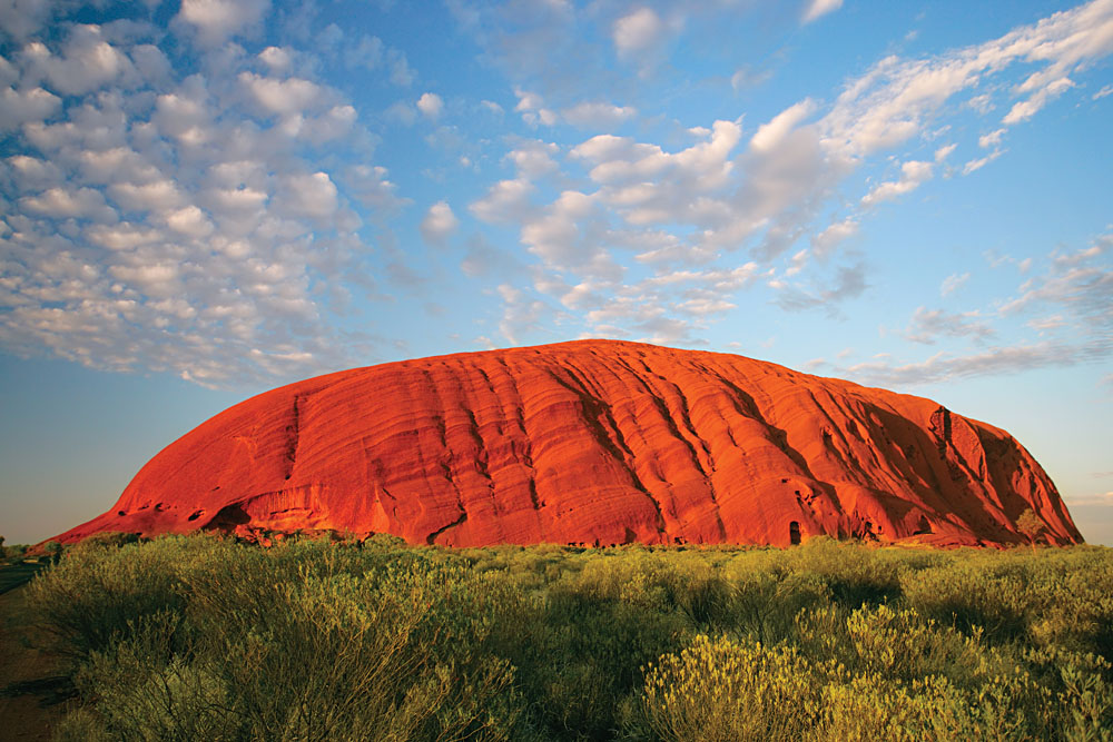 The Marvel Of Australia S Ayers Rock Goway