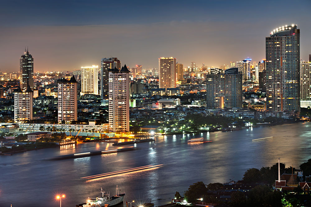 Bangkok by Night, Thailand