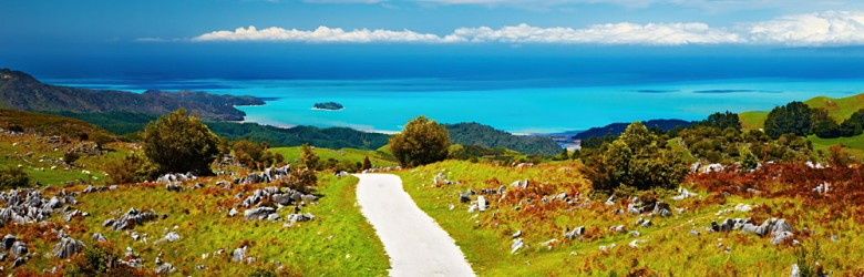 Coastal View, Abel Tasman National Park, New Zealand