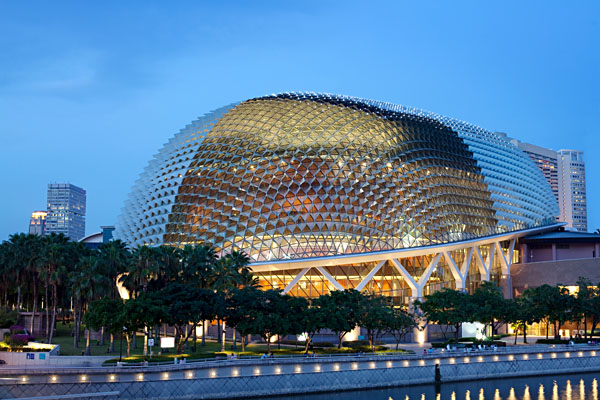 Esplanade on the Bay, Singapore