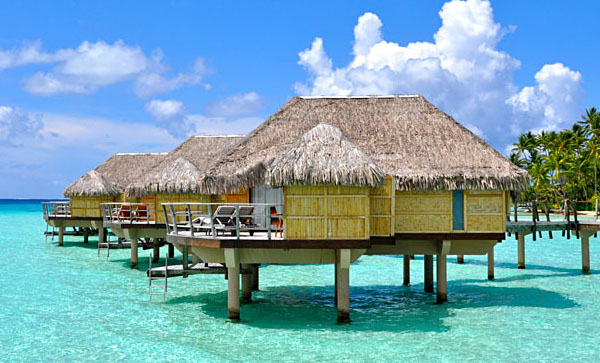 Le Tahaa Island Resort & Spa - Overwater Bungalow, Tahiti