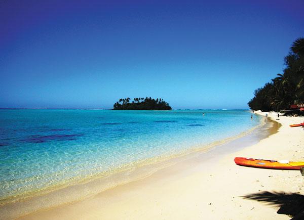 Muri Beach, Cook Islands