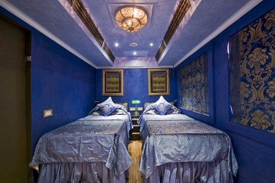 Royal Rajasthan on Wheels - Deluxe Sapphire Cabin, India