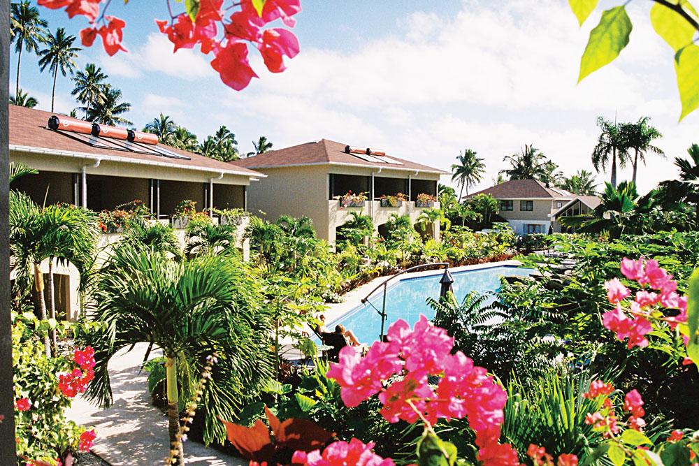 Sunset Resort Exterior, Cook Islands