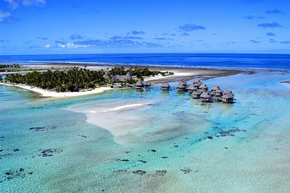 Tikehau Pearl Beach Resort - Aerial View, Tahiti