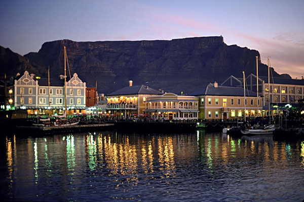 Twelve Apostles Hotel, Cape Town, South Africa
