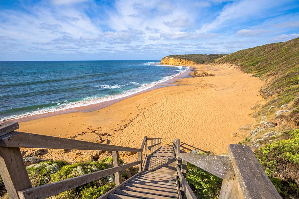 Bells Beach Near Torquay, Great Ocean Road, Victoria, Australia