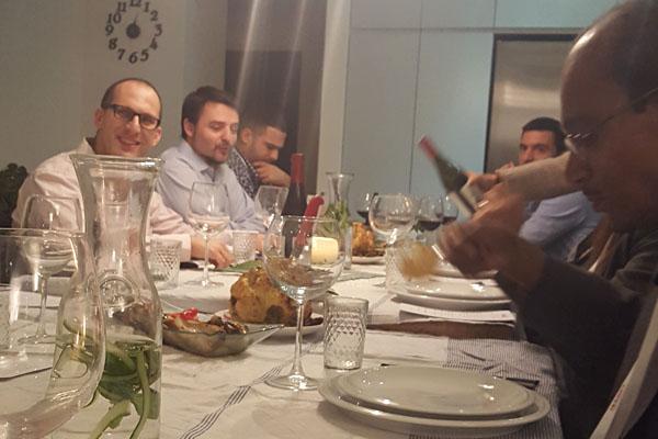 EatWith Dining Experience, Tel Aviv, Israel